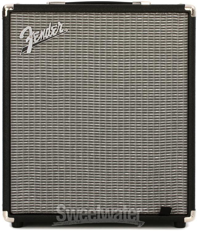 fender rumble 100 bass amplifier demo sweetwater. Black Bedroom Furniture Sets. Home Design Ideas