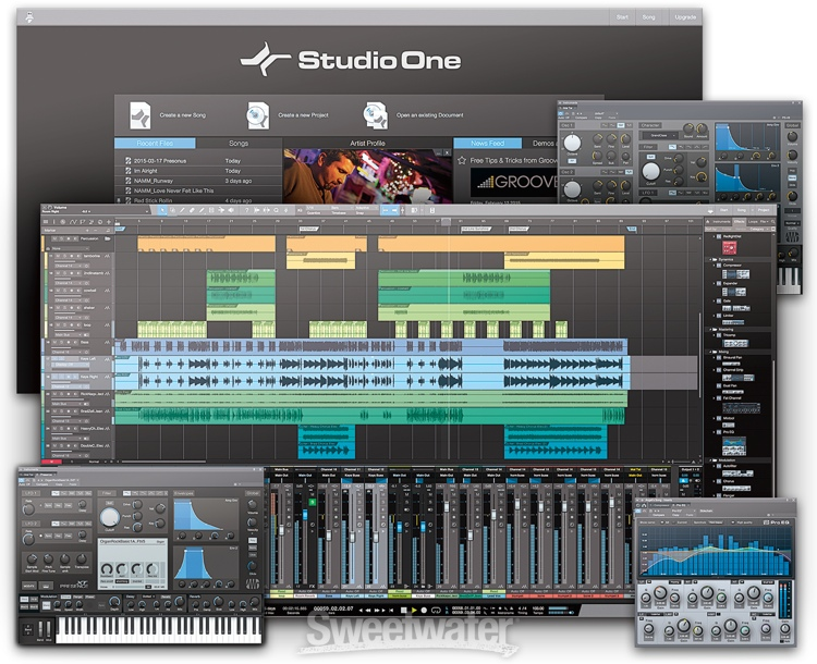 Presonus Studio One 3 - фото 11