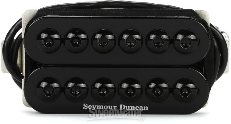 seymour duncan sh 8b invader humbucker pickup black bridge. Black Bedroom Furniture Sets. Home Design Ideas