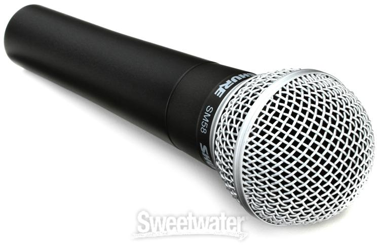 SM58 Vocal Microphone | Shure Americas
