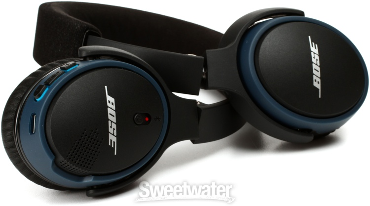 bose soundlink on ear bluetooth headphones black. Black Bedroom Furniture Sets. Home Design Ideas