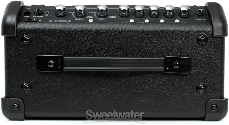 line 6 spider iv 15 modeling 15w 1x8 guitar combo amp. Black Bedroom Furniture Sets. Home Design Ideas