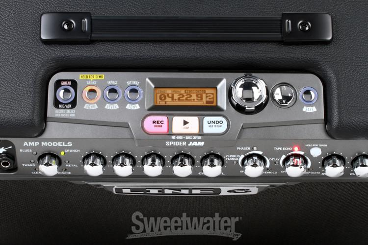 New Features Added to Spider Jam Guitar Amp | Sweetwater