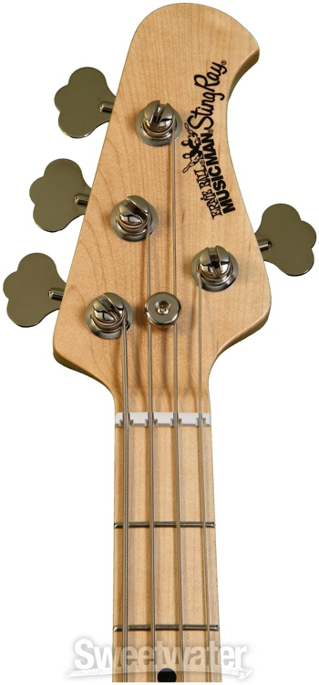 ernie ball music man stingray 4 h  maple fingerboard gloss black sweetwater com Getting Started Guide Template Word Getting Started Guide Weight Watchers