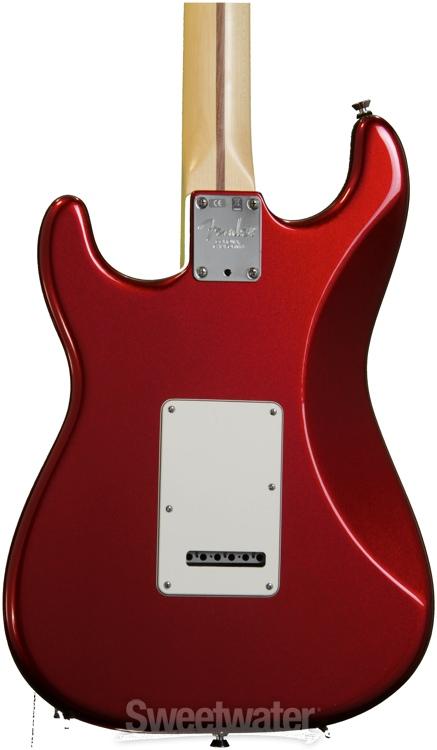 Fender American Standard Stratocaster Hss Mystic Red
