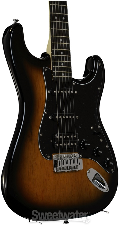 Squier Affinity Strat Pack Hss With Frontman 15g Amplifier