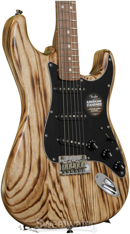 Fender Prototype Stratocaster Burnt Natural Sweetwater Com