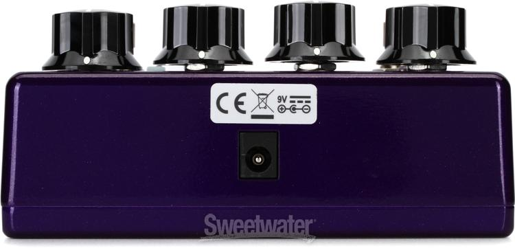 mxr sub machine octave fuzz pedal demo by sweetwater sound sweetwater. Black Bedroom Furniture Sets. Home Design Ideas