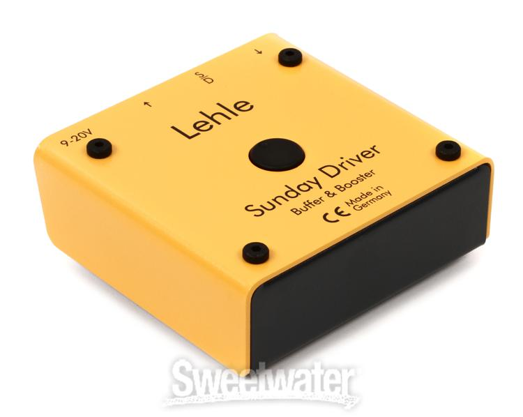 Lehle Sunday Driver Buffer And Booster Sweetwater Com