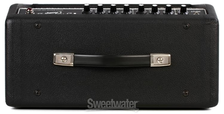 fender super champ x2 15w 1x10 guitar combo amp. Black Bedroom Furniture Sets. Home Design Ideas