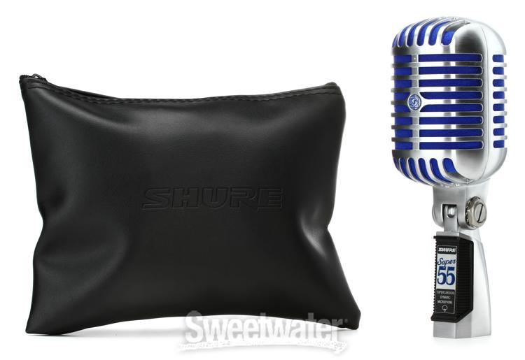 Shure Super 55 Deluxe Sweetwater Com