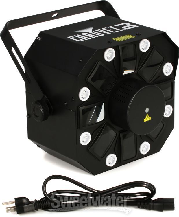 chauvet dj swarm 5 fx derby laser strobe effect. Black Bedroom Furniture Sets. Home Design Ideas