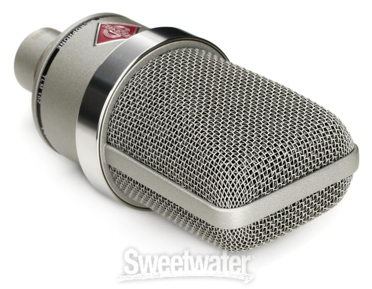Neumann Tlm 102 Nickel Sweetwater Com