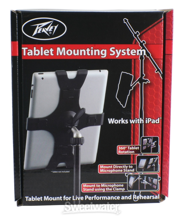 Peavey Tablet Mounting System Sweetwater Com