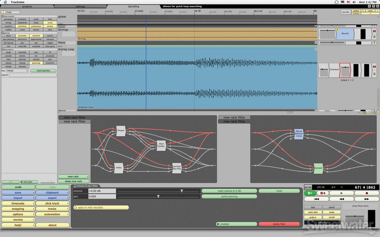 Download Mackie Tracktion 3 - Ultimate Bundle Music Production Software