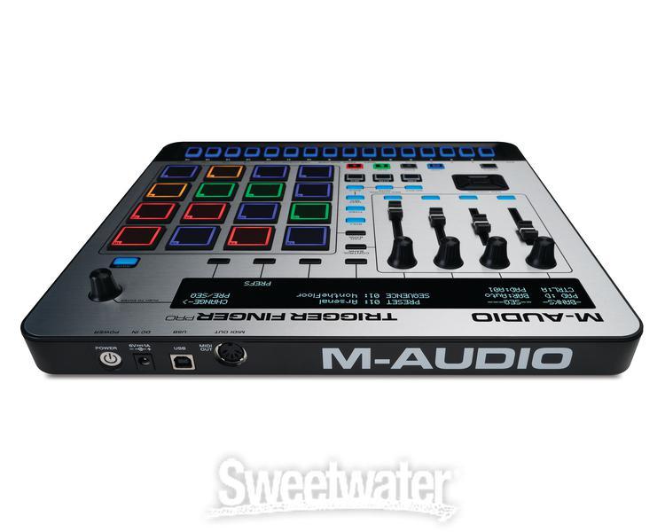 m audio drum machine