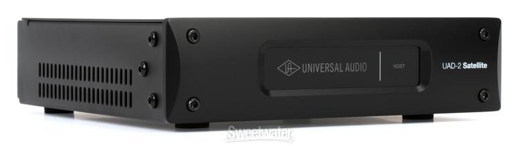 universal audio uad 2 satellite thunderbolt sweetwater. Black Bedroom Furniture Sets. Home Design Ideas