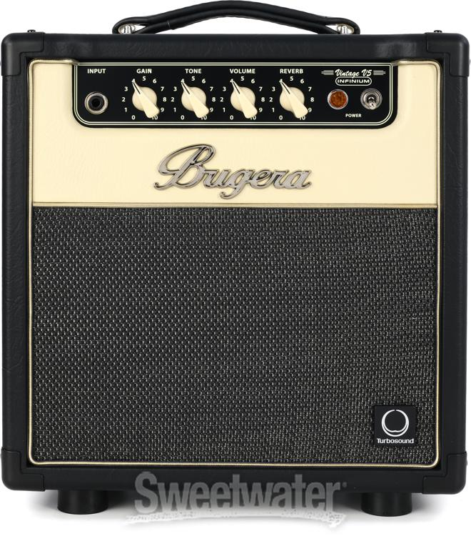 bugera v5 infinium 5w 1x8 guitar combo amp. Black Bedroom Furniture Sets. Home Design Ideas