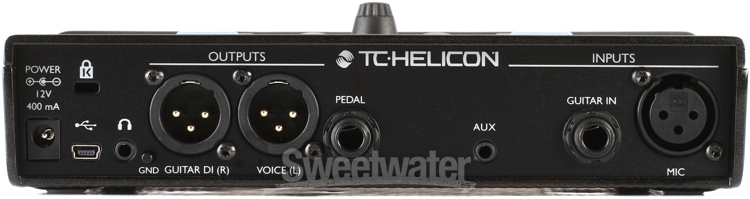 tc helicon voicelive play acoustic effects pedal demo sweetwater. Black Bedroom Furniture Sets. Home Design Ideas