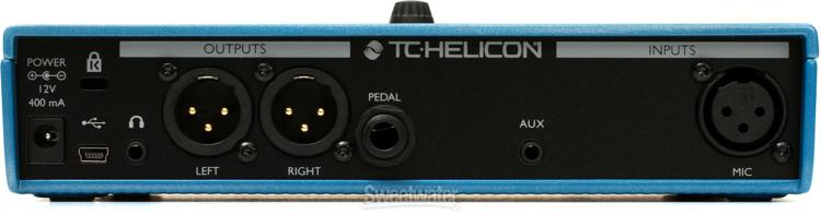 Tc Helicon Voicelive Play Sweetwater Com
