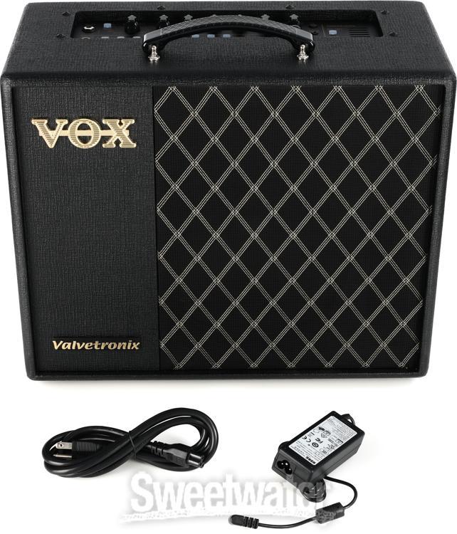 vox vt40x modeling combo amp demo by sweetwater. Black Bedroom Furniture Sets. Home Design Ideas