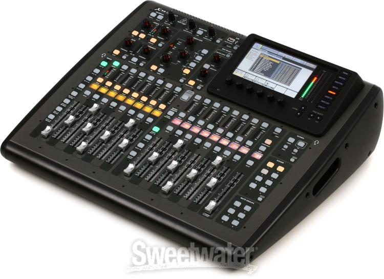 behringer x32 compact digital mixer overview at gearfest 39 13 sweetwater. Black Bedroom Furniture Sets. Home Design Ideas