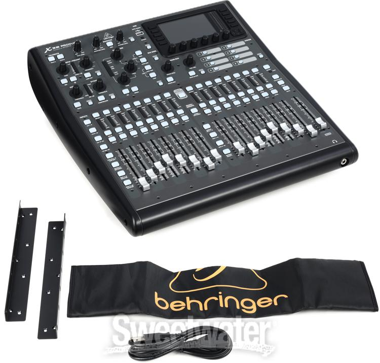 behringer x32 producer digital mixing console overview. Black Bedroom Furniture Sets. Home Design Ideas