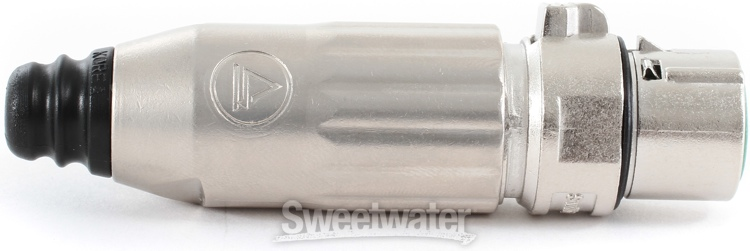 Switchcraft Aaa3fz Xlr Female Connector Sweetwater Com