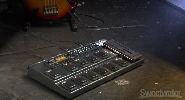 Line 6 Bass PODxt Live Review | Sweetwater