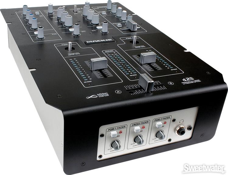 how to set up a mackie cfx12 mixer