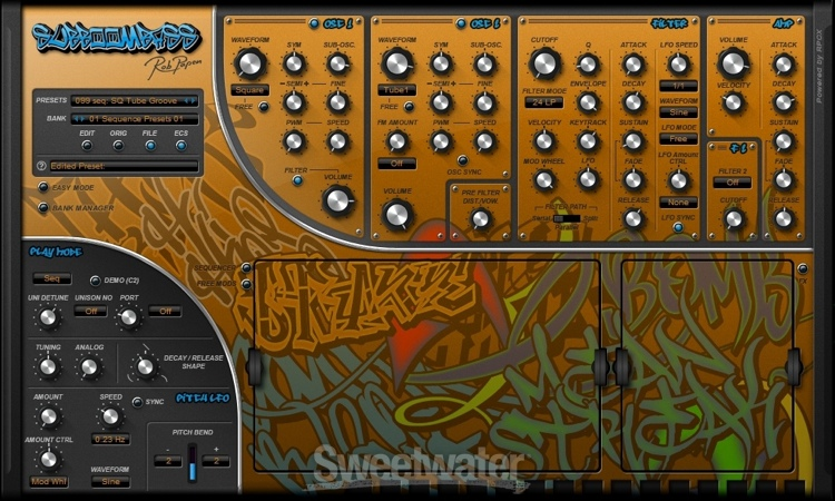 Rob papen subboombass mac crack download primaryxilus.