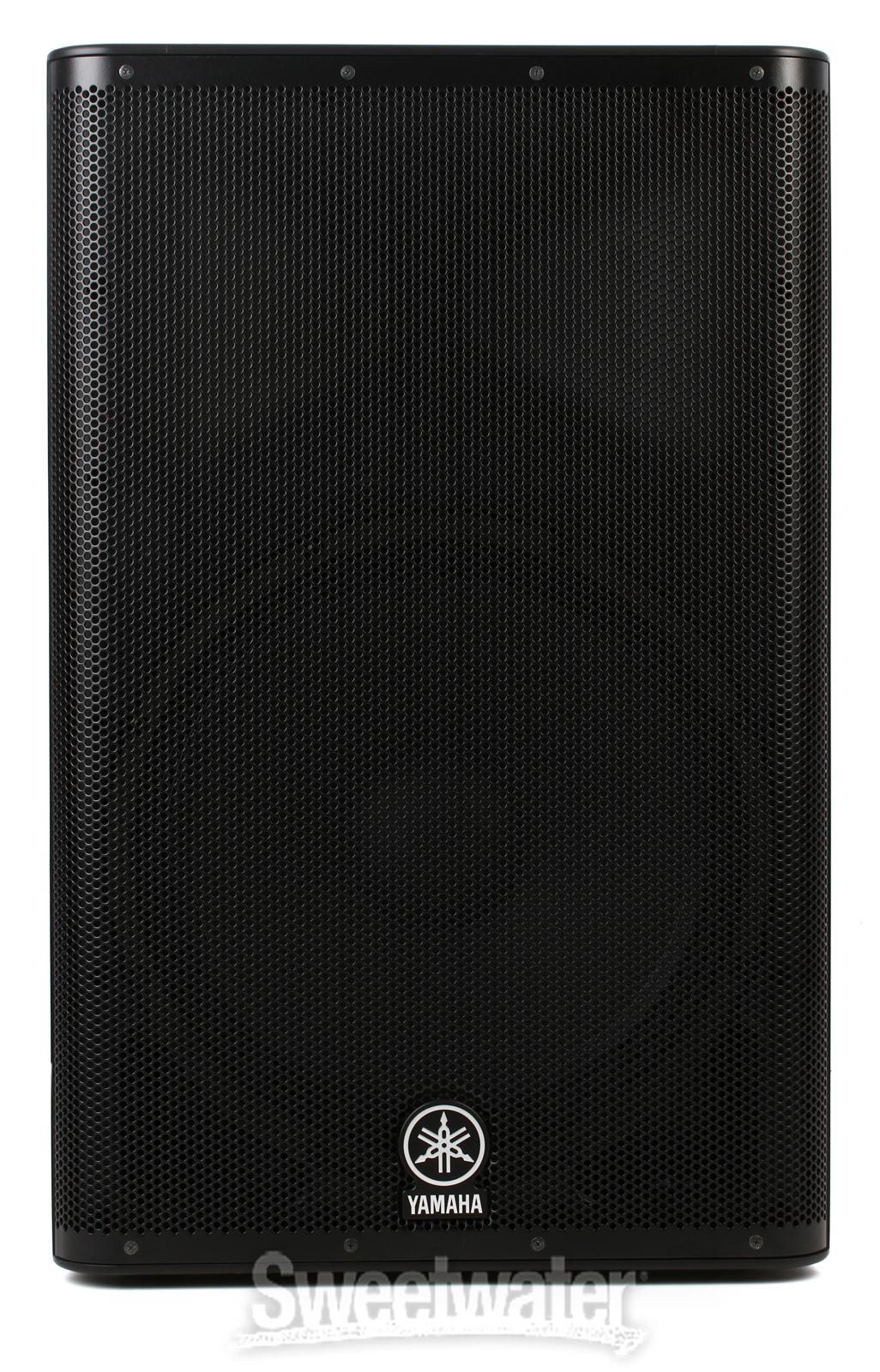 New 2x Yamaha Dxr15 15 Quot Active Speaker 950w 2x Dxs15