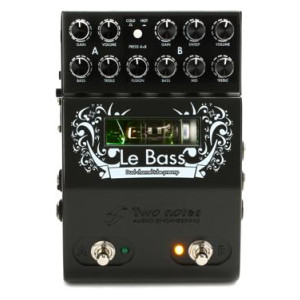 two notes le clean 2 channel tube preamp. Black Bedroom Furniture Sets. Home Design Ideas