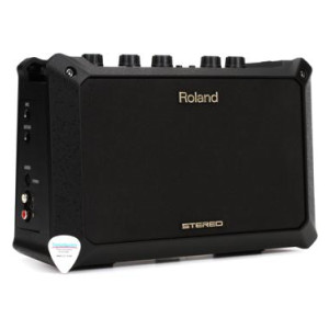 roland mobile cube 5w 2x4 guitar combo amp. Black Bedroom Furniture Sets. Home Design Ideas