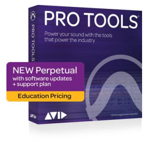 avid pro tools 12 software for teachers college students boxed includes ilok 2. Black Bedroom Furniture Sets. Home Design Ideas