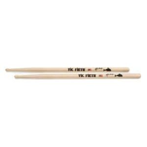 Vic Firth Signature Series Drum Sticks Dave Weckl Wood