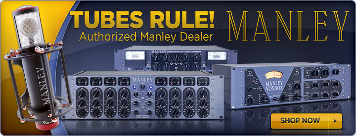 Authorized Manley Dealer