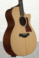 Taylor 514ce Grand Auditorium Acoustic Electric w/Cutaway, Natural