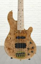 Lakland 55-94 Deluxe Maple Burl, Maple