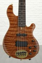 Lakland 55-94 Deluxe - Curly Redwood, Rosewood