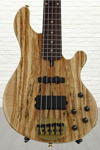 Lakland 55-94 Deluxe, Exotic Top - Spalted Maple with Rosewood fingerboard
