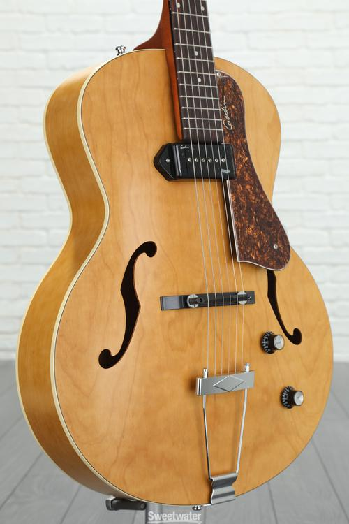 Godin 5th Avenue Kingpin - Natural, Serial: 031979002829