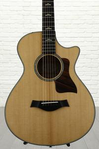 Taylor 612ce 12-Fret Grand Concert - Brown Sugar Stain
