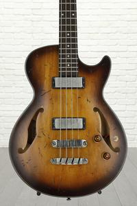 Ibanez Artcore Vintage Bass - Tobacco Burst Low Gloss
