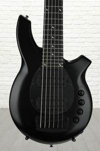 Ernie Ball Music Man Bongo 6 HH - Stealth Black