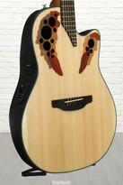 Ovation Celebrity Elite CE44-4 - Natural