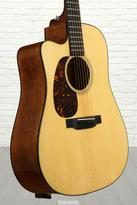 Martin DC-18EL - Fishman Electronics, Left-handed, Natural