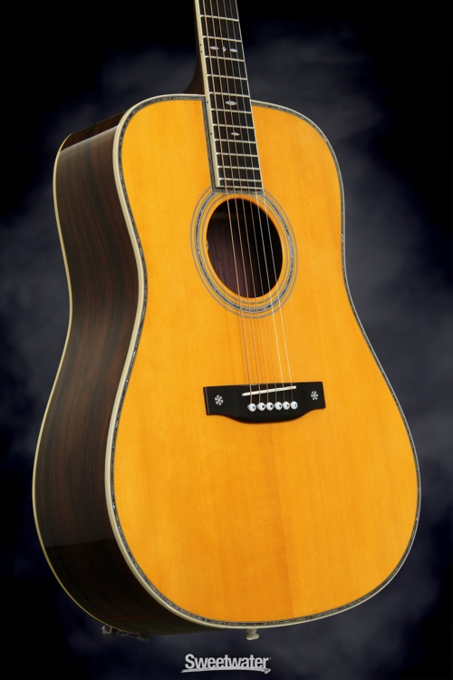 Wechter Guitars DN-8142 Dreadnought Select Rosewood, Serial: 0046325888