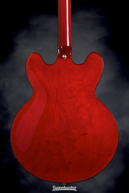 Epiphone Dot Studio (Cherry), Serial: 12101501105