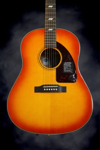 Epiphone Inspired by 1964 Texan (Vintage Cherry Sunburst)
